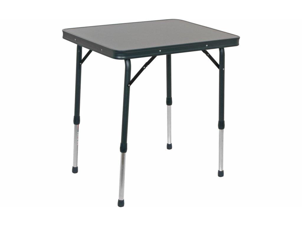 Hliníkový kempinkový stůl Crespo 65 x 53 cm