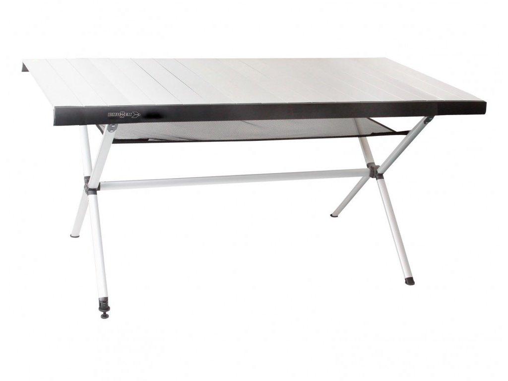 Hliníkový stůl Brunner Accelerate 6 - 147,5 x 80 cm