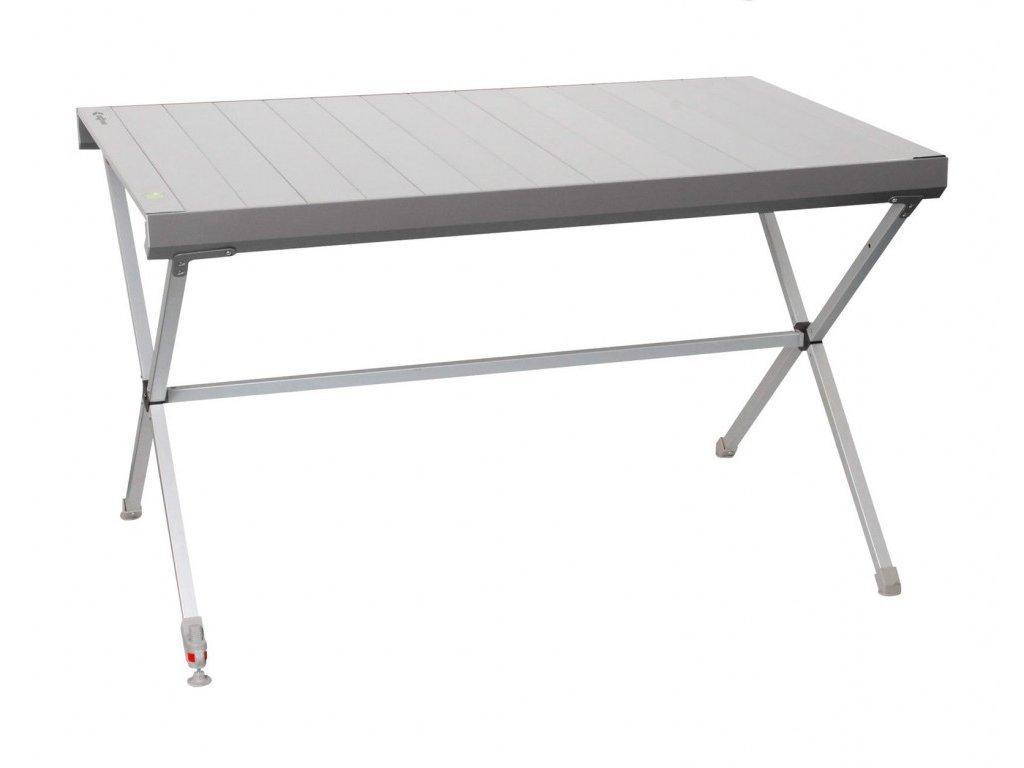 Hliníkový stůl Brunner Axia 4 - 122 x 76 cm