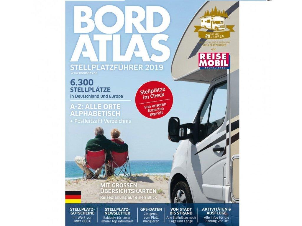 Cestovní Bordatlas 2019