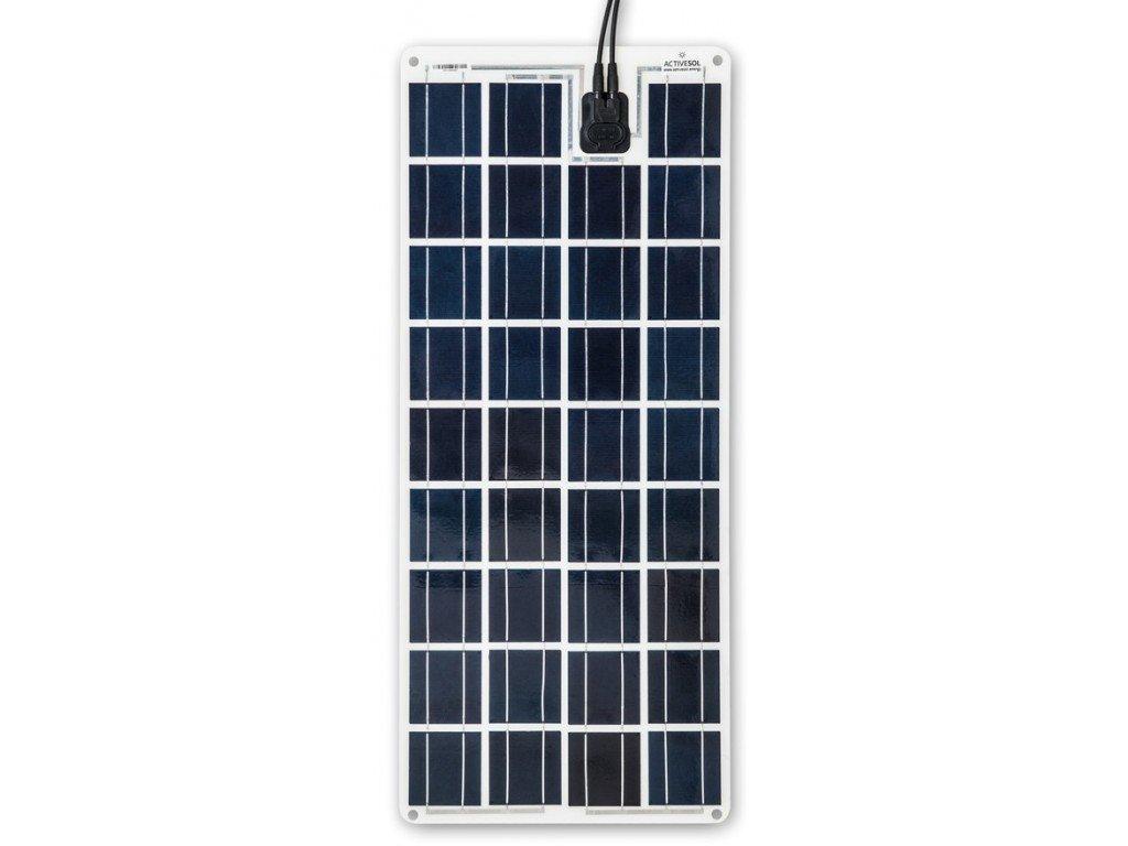 Flexibilní solární panel ACTIVESOL LIGHT 36WP