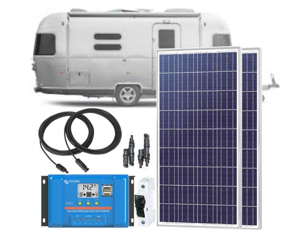 350Wp solární set Victron Energy