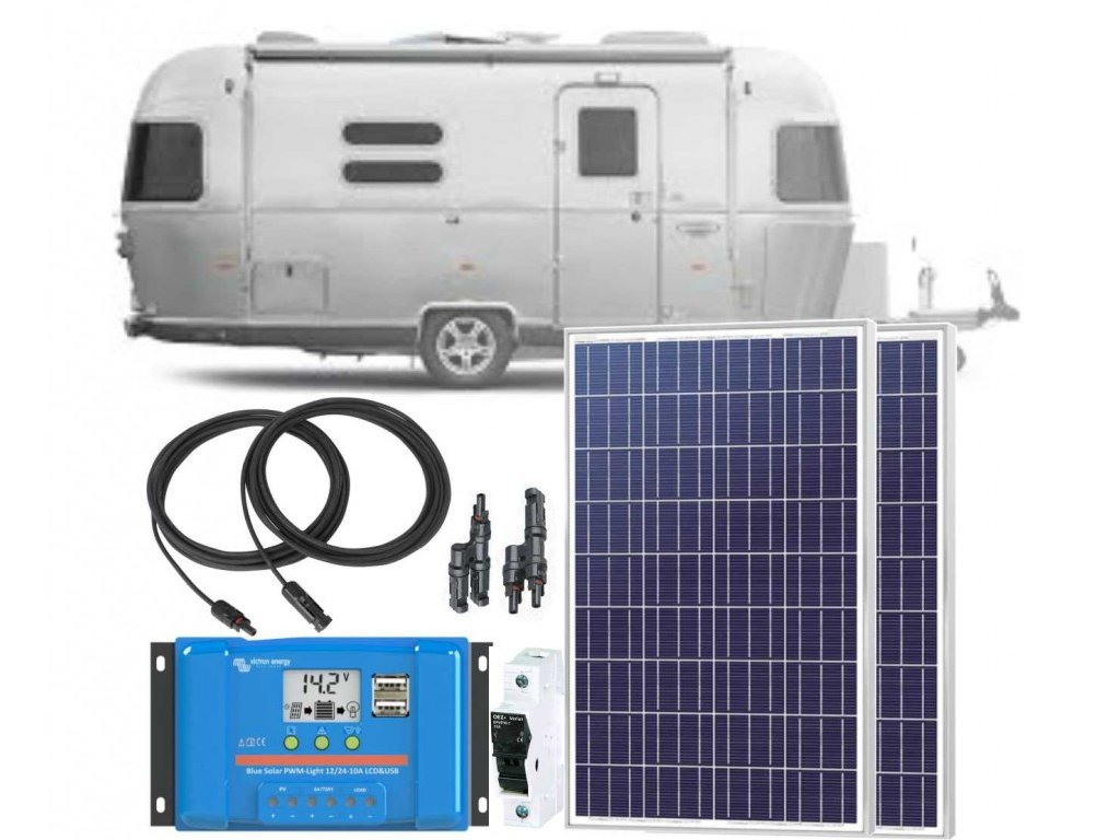 230Wp solární set Victron Energy
