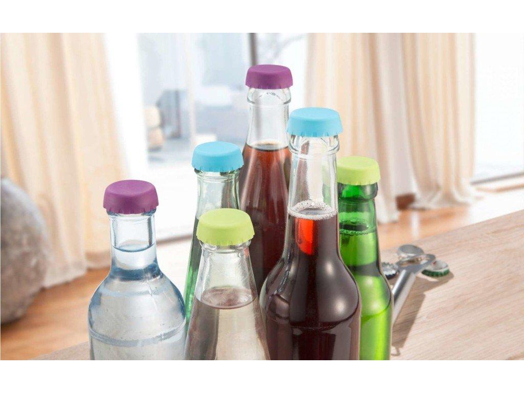 Ruco Uzávěry lahví sada Universal 6 kusů