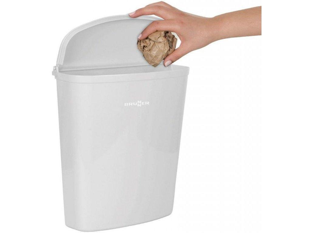 Odpadkový koš Pillar