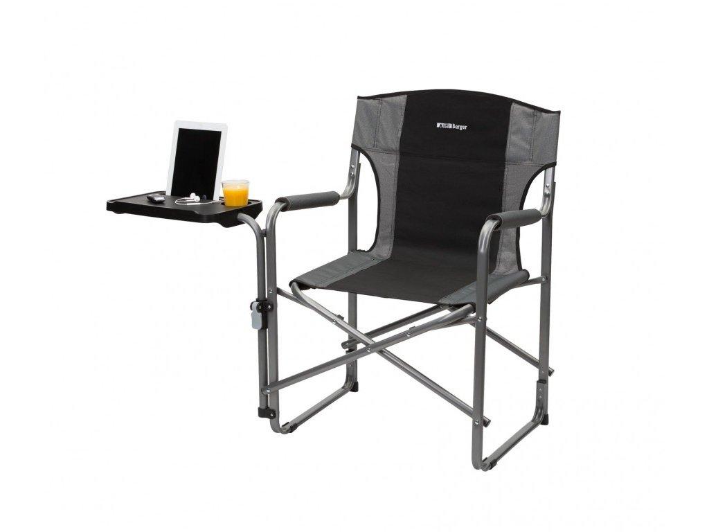 Berger Židle Minimize 2.0 se stolkem
