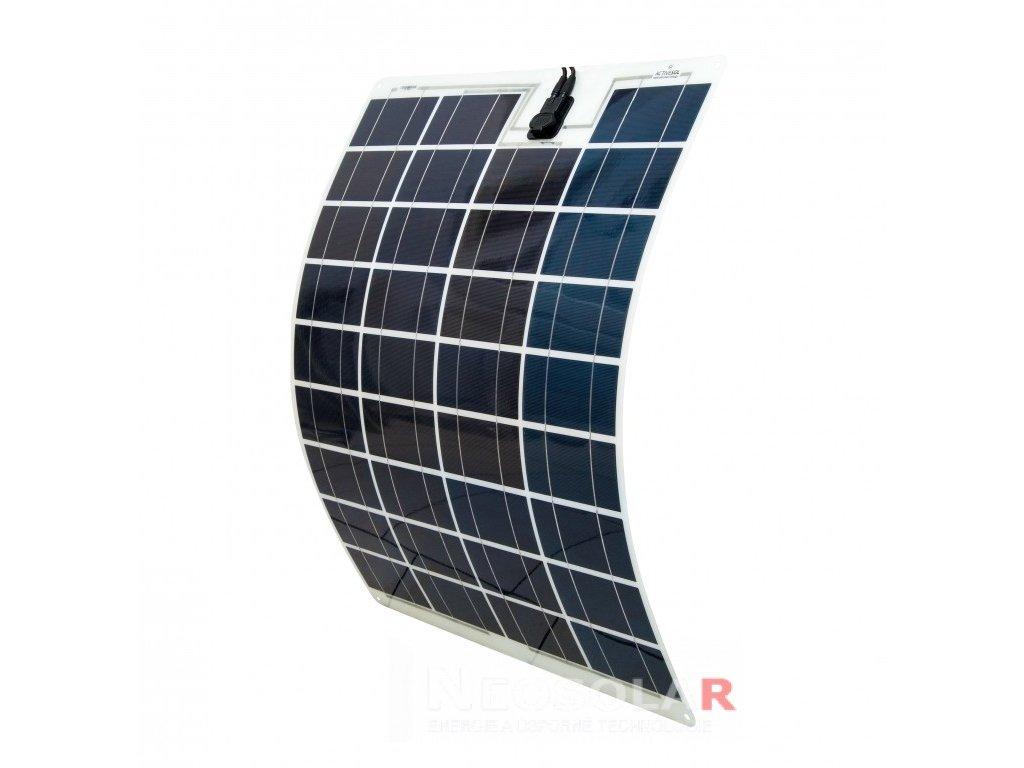 Flexibilní solární panel ACTIVESOL LIGHT 75WP