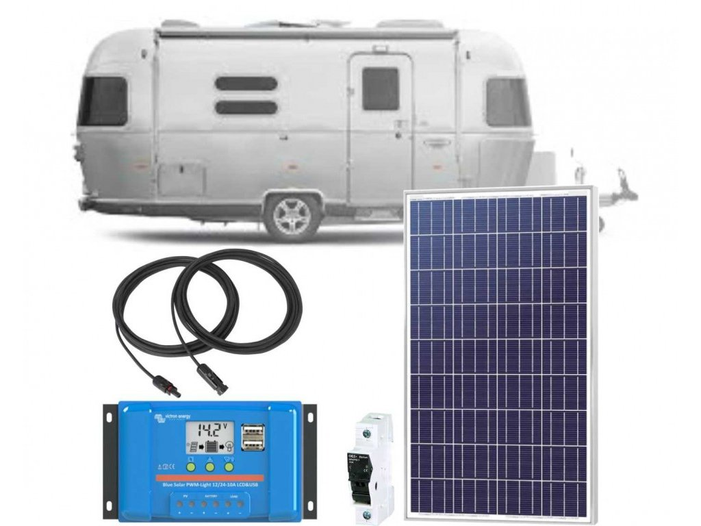 115Wp solární set Victron Energy