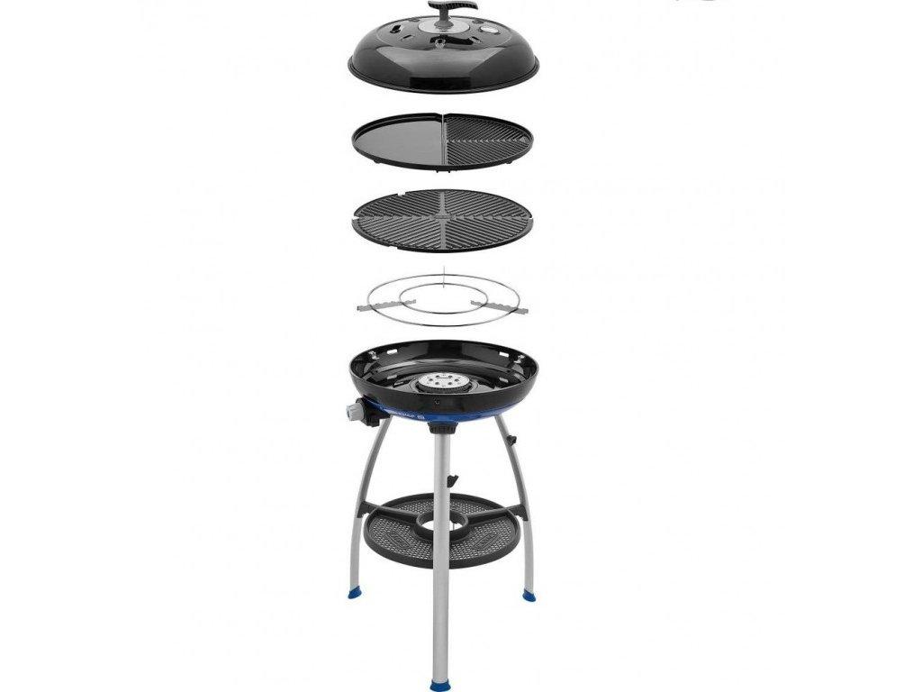 Cadac plynový gril Carri Chef 2 BBQ 50 mbar