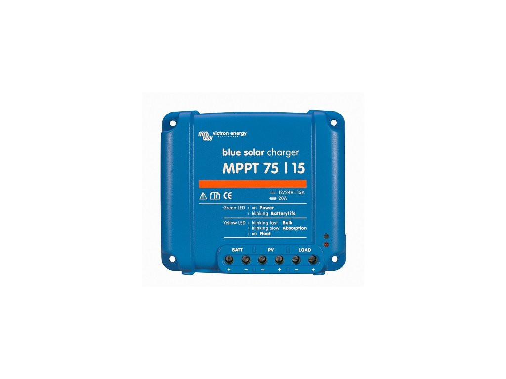 MPPT SMART solární regulátor Victron Energy 100/20