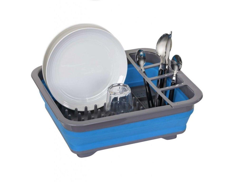 Berger skládací odkapávač na nádobí