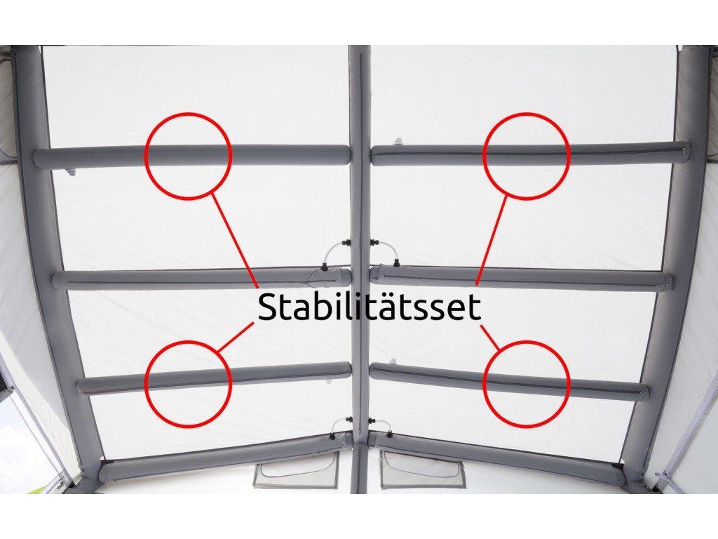 Berger stabilizační set pro nafukovací předstan Sirmione-L Deluxe