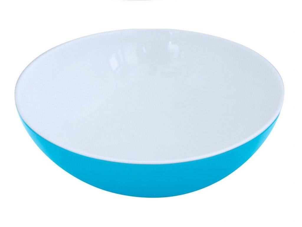 Gimex miska Rainbow modrá
