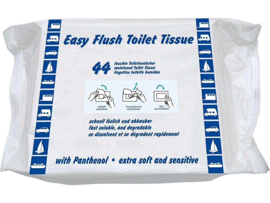 Vlhčený toaletní papír s Panthenolem