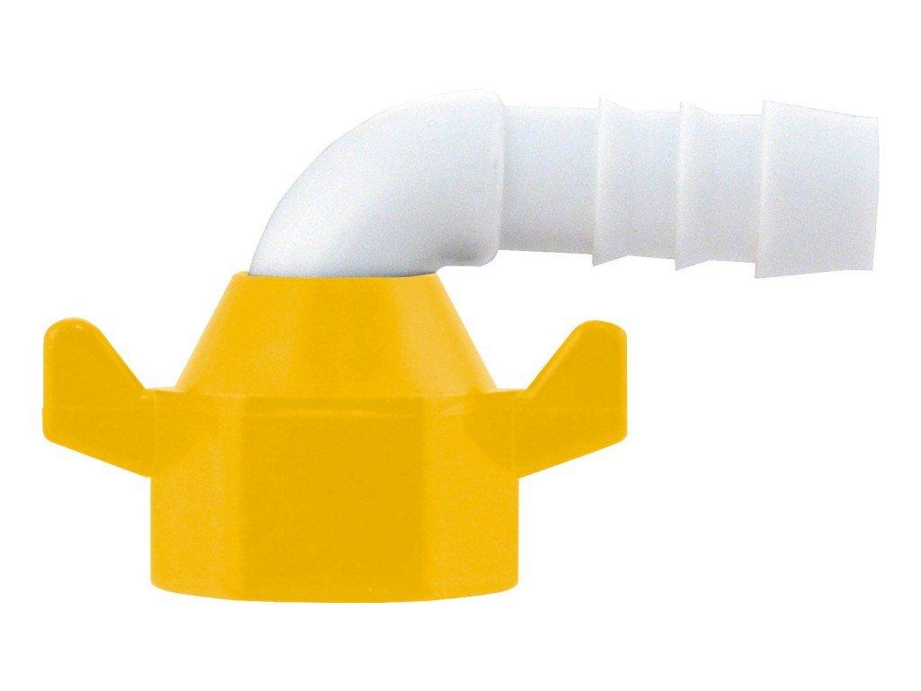 Lilie úhlový nátrubek - 12 mm