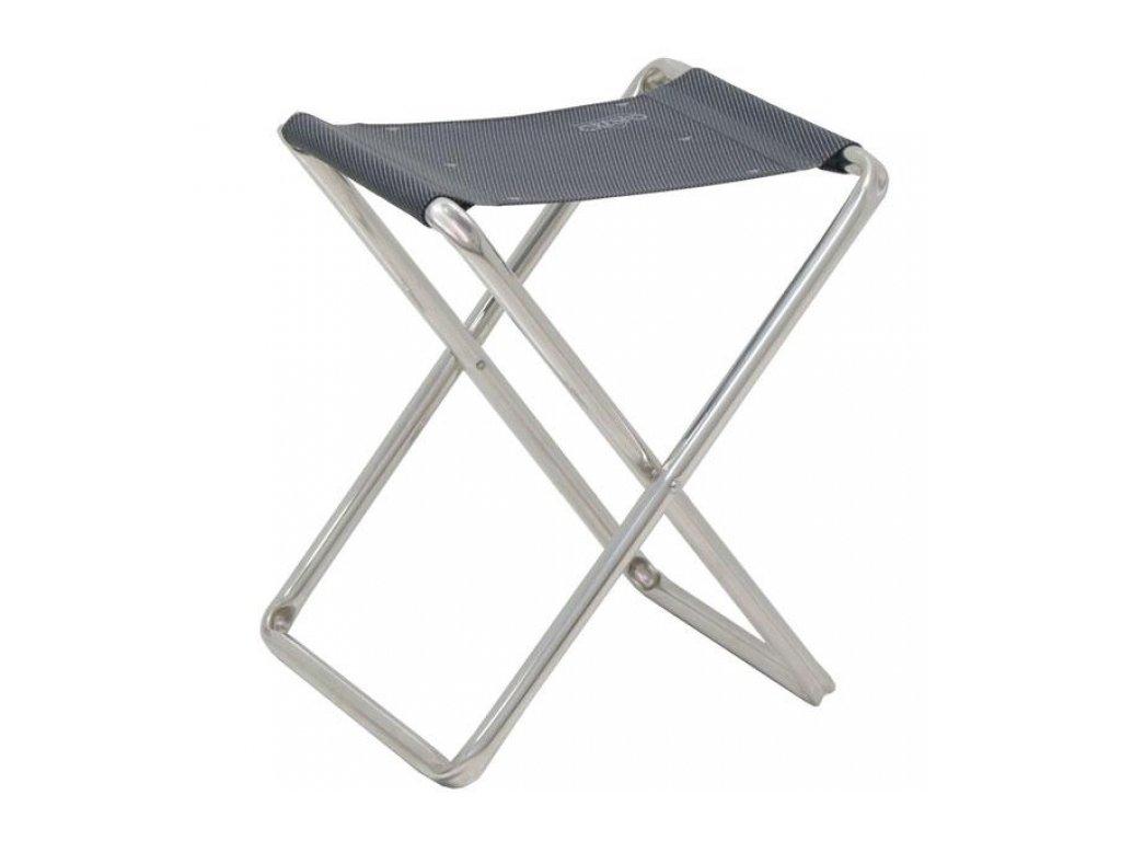 Skládací stolička Crespo – antracit XL