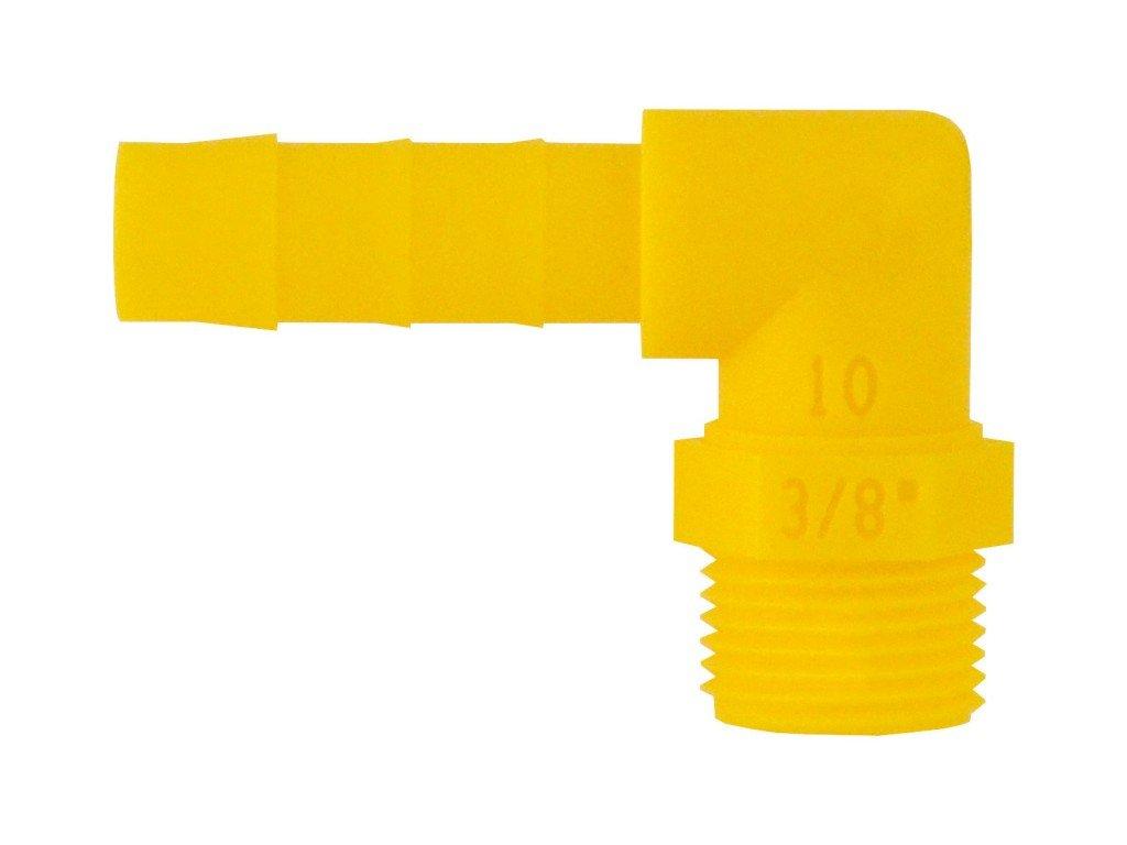 """Lilie úhlový šroubovací nátrubek - 10 mm - 3/8"""""""