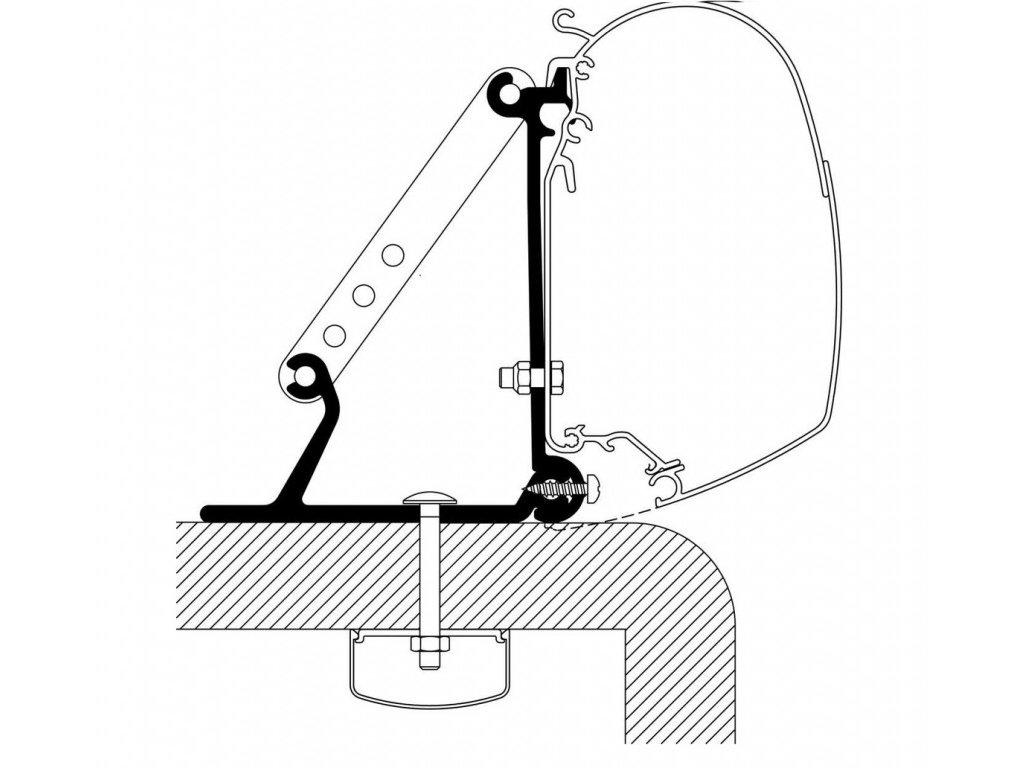 Střešní adaptér Omni Adapter Roof