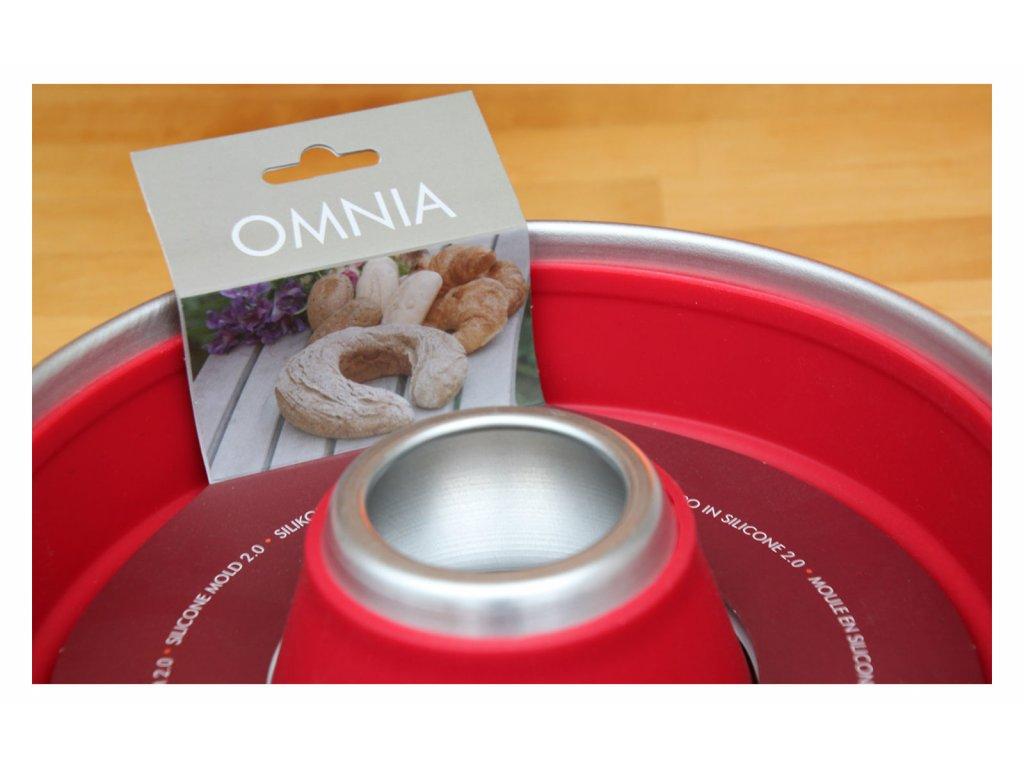 Silikonová forma na pečení Omnia