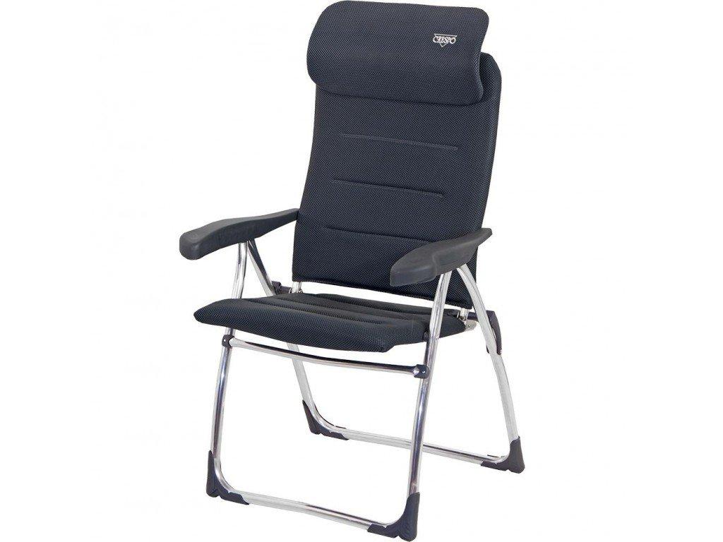 Skládací židle Crespo Alu Compact Air-Elegant