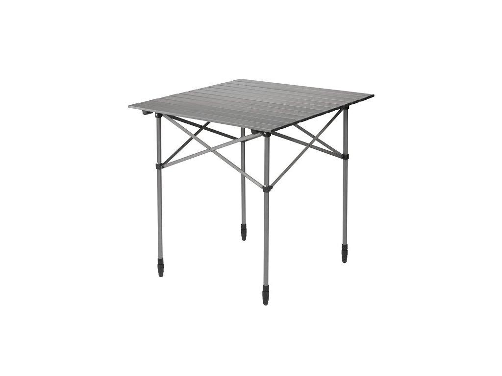 Hliníkový stůl Berger s rolovací deskou 70 x 70 cm