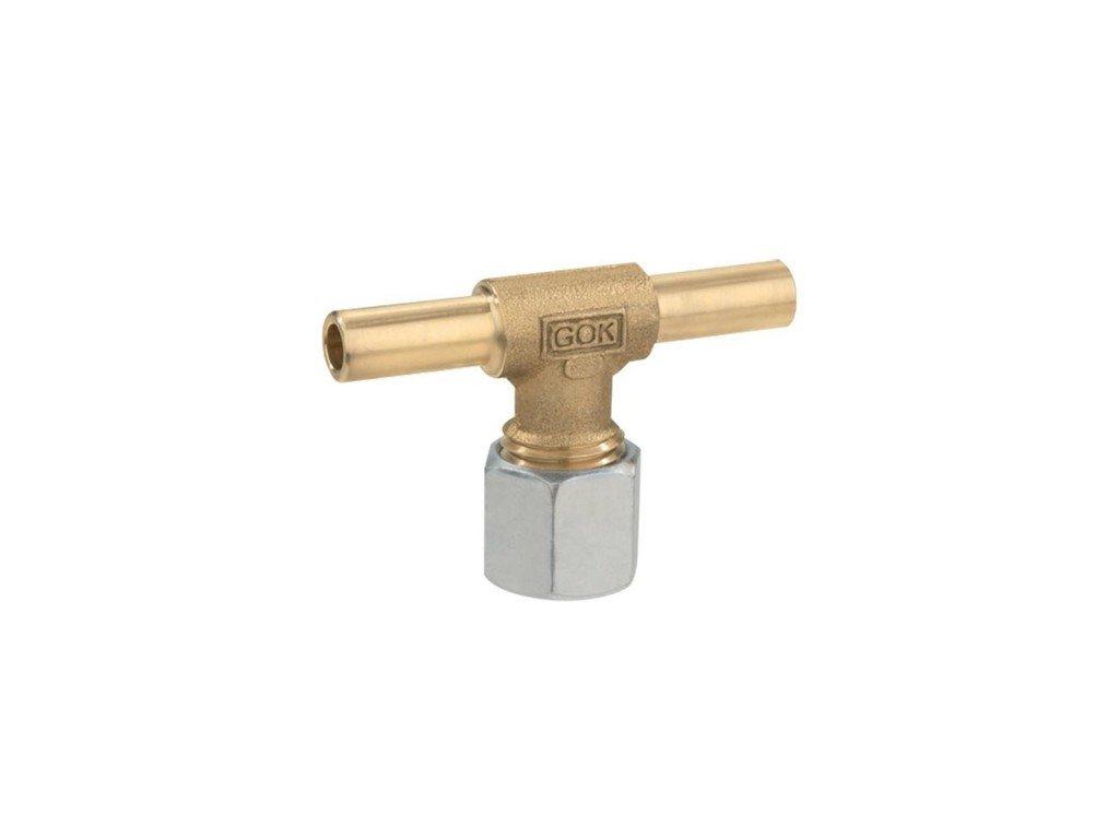 Spojovací T-kus 8 mm