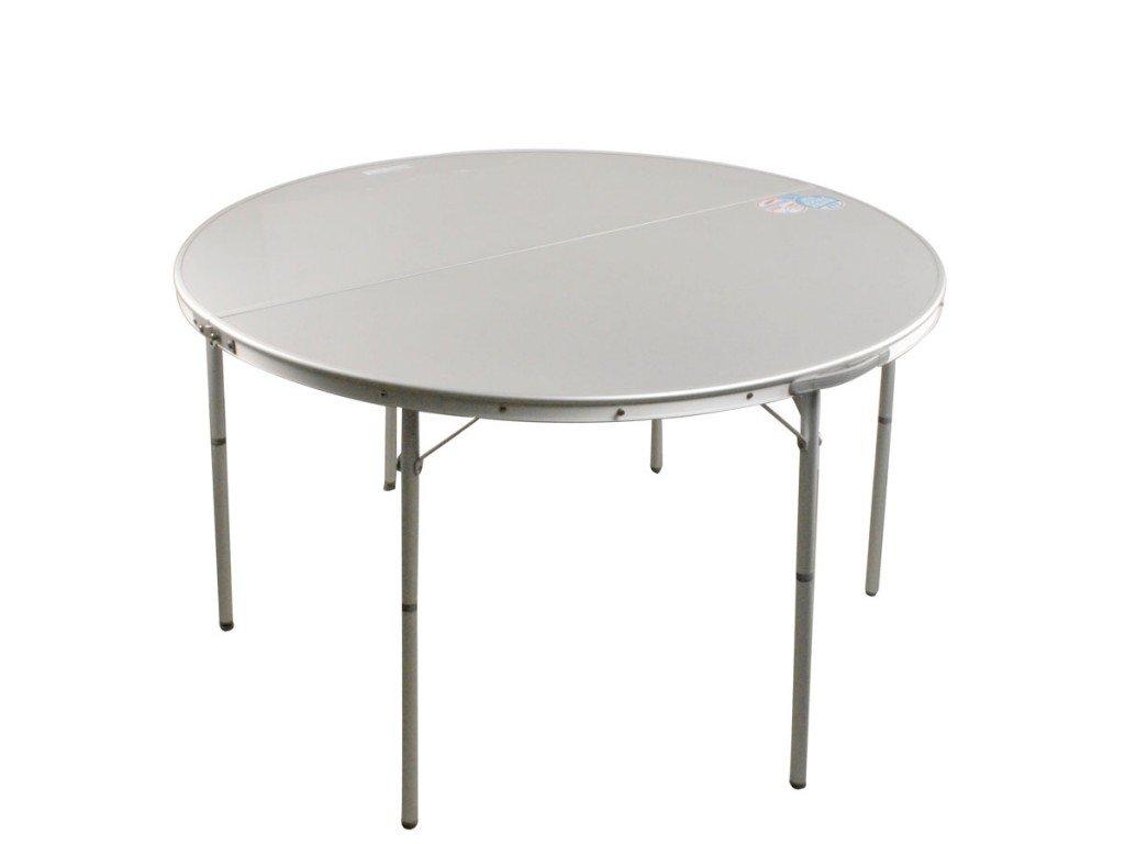 Campingový stůl Aluminium 120 x 70 cm