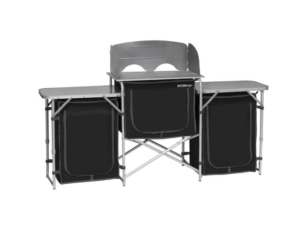 Berger campingová kuchyně XL