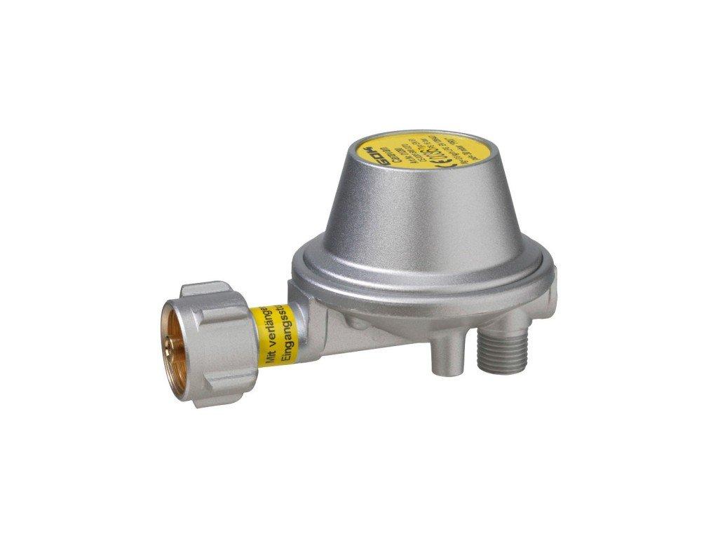 Nízkotlaký úhlový plynový regulátor T4 - 30 mbar