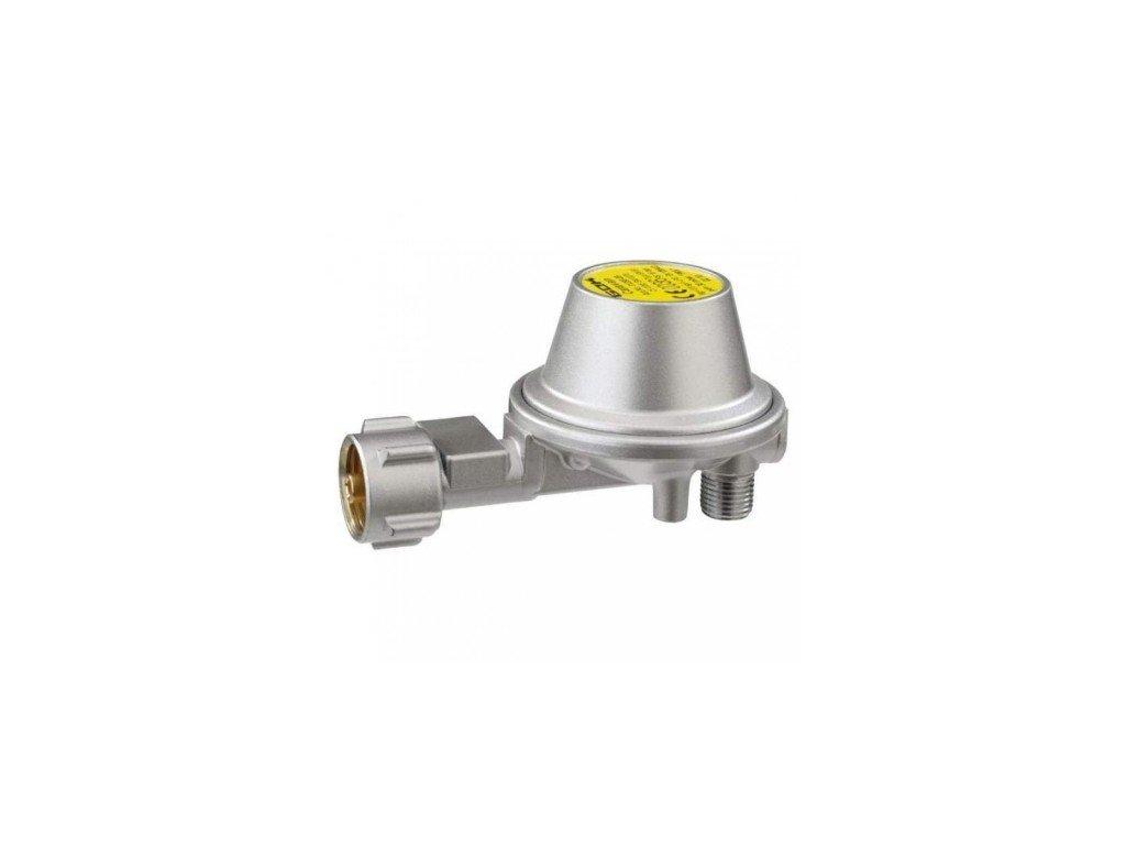Nízkotlaký plynový regulátor 30 mbar 0,8 kg úhlový