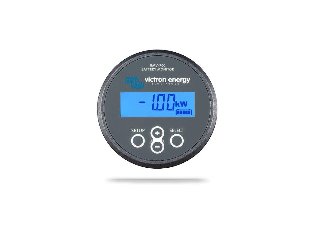 Displej BMV 700 pro Victron Blue Solar MPPT regulátor