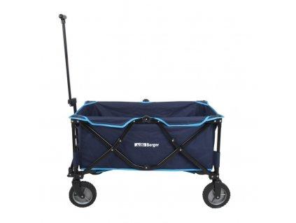 Skládací přepravní vozík Berger