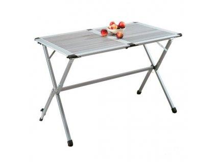 Hliníkový skládací stůl rolovací 115 x 78,5 cm
