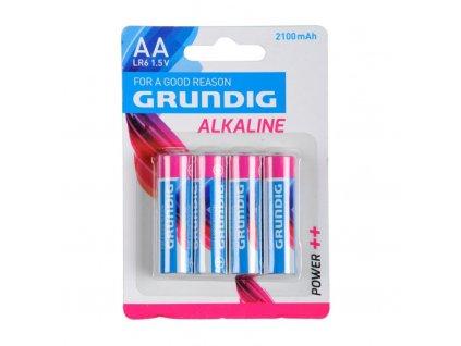 Alkalické baterie Mignon AA