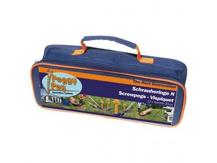 Polypropyenová taška pro uchování kolíků