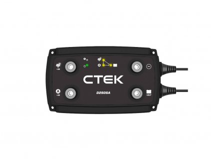 Nabíječka CTEK D250SA, 12V, 20A