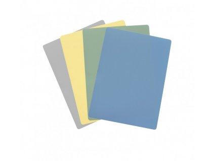 Steuber 4-dílná sada barevných prkének