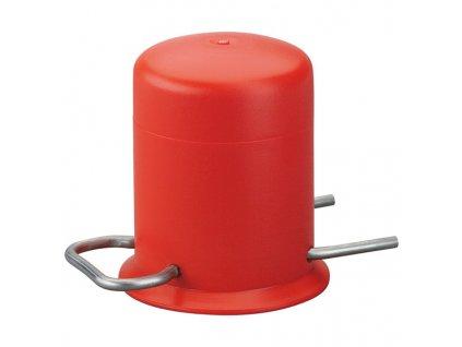 Ochranné víčko pro plynové lahve