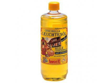 Citronella olej