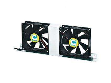 Dvojitý ventilátor pro ledničky