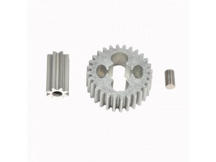 Zahnräder und Achse für Motor Thule Single Step V02, Satz