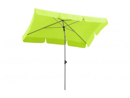 Schneider Parasol Locarno čtvercová slunečník zelený