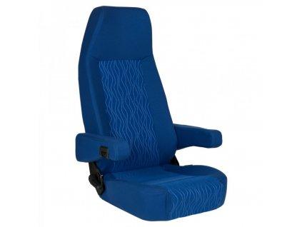 Sportscraft sedačka S5.1 - Atlantic modrá - SKLADOVÝ VÝPRODEJ!!!
