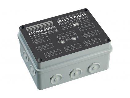 Büttner Netz-Umschaltung MT NU-3600