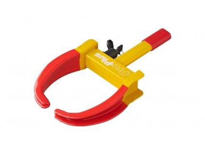 Pro Plus Radkralle mit 2 Schlüsseln