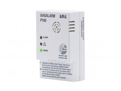 AMS Gasalarm P100 -  mit Zusatzoption