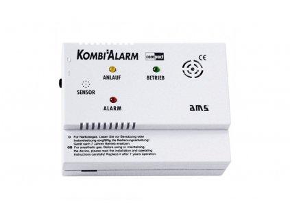 AMS kombi plynový alarm Compact