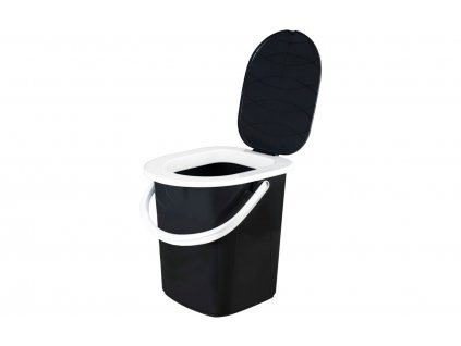 BranQ mobilní suchá toaleta 22 L