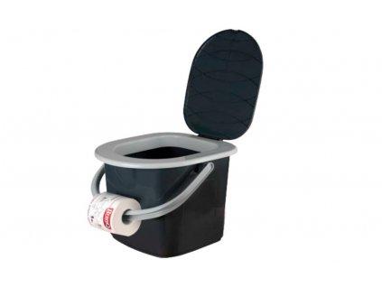 BranQ mobilní suchá toaleta 15,5 L