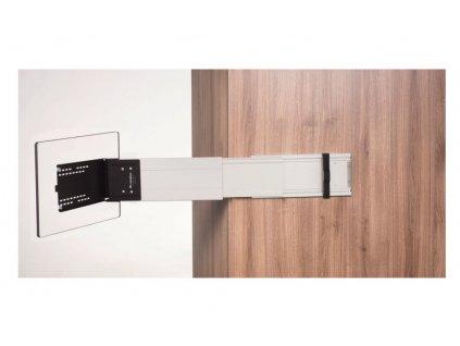 Caratec Flex CFA102L držák TV s bočním výsuvem